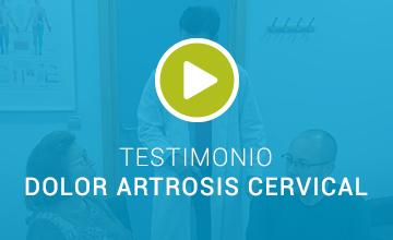 Dolor artrosis cervical
