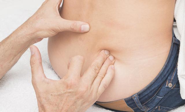 Síndrome del dolor lumbar